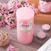夢境幻影6吋甜粉蠟燭-生活工場