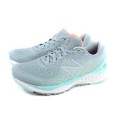 NEW BALANCE FRESH FOAM 880 運動鞋 跑鞋 灰藍色 女鞋 W880G10-D no787