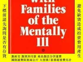 二手書博民逛書店Working罕見With Families Of The Me