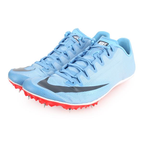 NIKE ZOOM 400 男田徑釘鞋 (免運 短距離 附鞋袋 競賽≡體院≡ AA1205