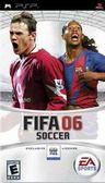 PSP FIFA Soccer 06 FIFA足球06(美版代購)
