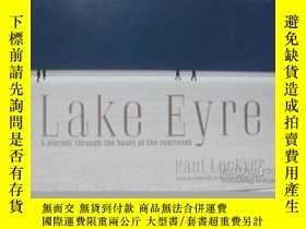 二手書博民逛書店lake罕見eyre paul lockyerY22565 Pa