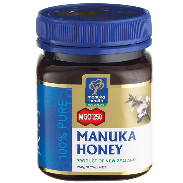 【蜜紐康manuka health】麥蘆卡蜂蜜 MGO250+ 250g