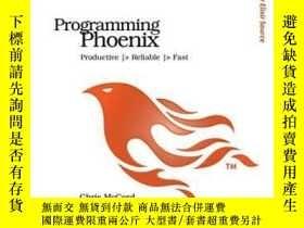 二手書博民逛書店Programming罕見PhoenixY364682 Chris Mccord Pragmatic Book