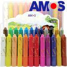 韓國AMOS 24色粗款神奇水蠟筆...