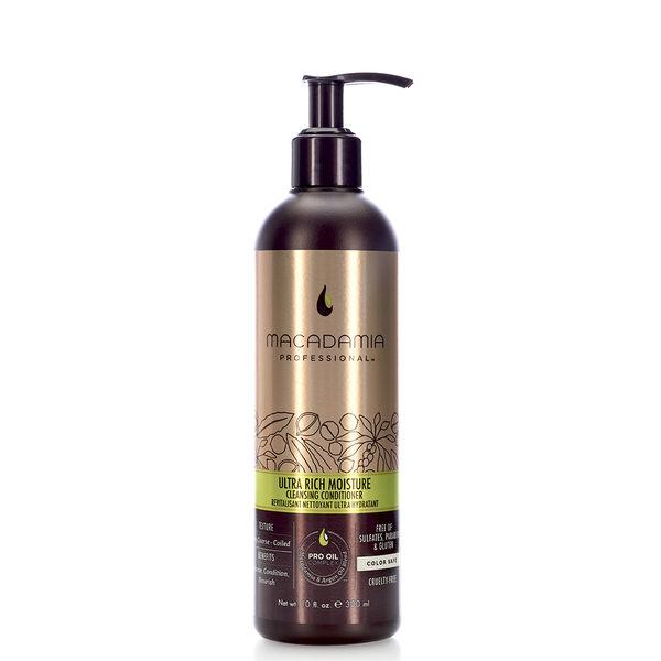Macadamia Professional 瑪卡奇蹟油 超潤澤潔淨潤髮乳 300ml (原廠公司貨) 【Emily 艾美麗】