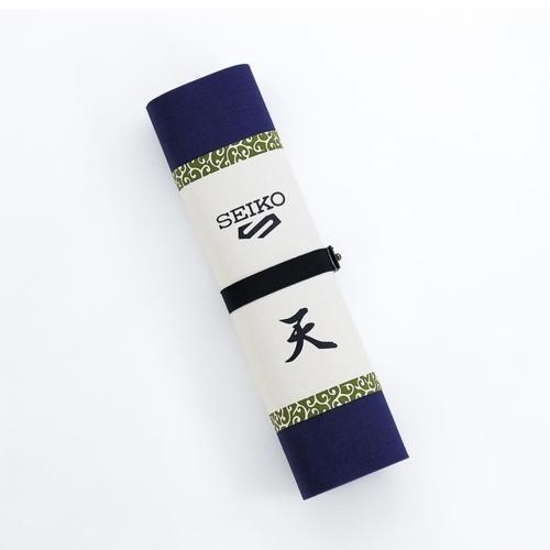 SEIKO 5 火影忍者聯名腕錶-鹿丸(SRPF75K1)【送帆布錶帶及原廠好禮】