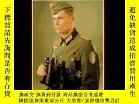 二手書博民逛書店German罕見Army Uniforms Of World War Ii-二戰德國軍服Y436638 Wad