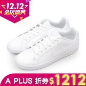 NIKE 女 NIKE COURT ROYALE (GS)  經典復古鞋- 833535102