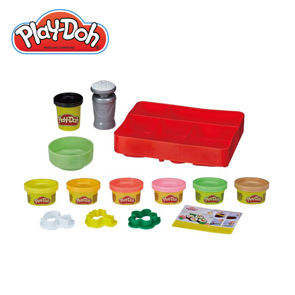 Play-Doh培樂多廚房系列- 壽司遊戲組