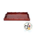 供桌托盤(小)紅木 【 十方佛教文物】...