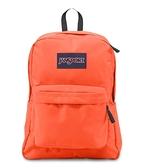JANSPORT SUPERBREAK (促銷價) 校園後背包 基本款-大溪地橘-43501