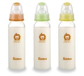 小獅王 辛巴超輕鑽標準玻璃大奶瓶240ml【佳兒園婦幼館】