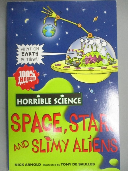 【書寶二手書T4/少年童書_HNQ】Horrible science_Nick Arnold