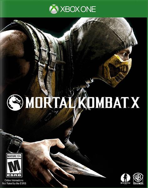 X1 Mortal Kombat X 真人快打 X(美版代購)