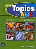 二手書博民逛書店《Topics from A to Z, 1 (Topics f