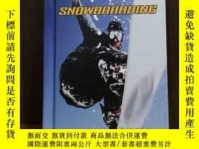 二手書博民逛書店SNOWBOARDING罕見(HIGH INTEREST BOO