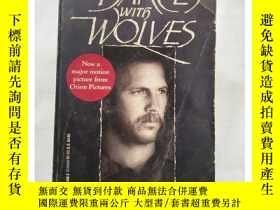 二手書博民逛書店罕見~ 外文書 Dances with Wolves 9780449134481Blake,Y205213 B