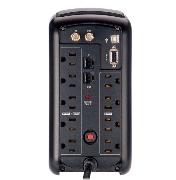 CyberPower CP-1000VA CP1000AVRLCD 不斷電系統