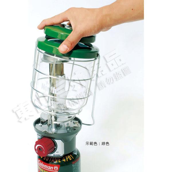 Coleman CM-5520-綠 2500北極星瓦斯燈