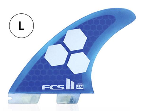 Channel Islands 專業衝浪配件 : FCS II AM PC  衝浪板舵  (一組五支)