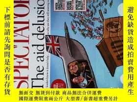 二手書博民逛書店The罕見Spectator 2013 01 5 英國旁觀者文化英文學術原版雜誌Y14610