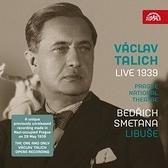 【停看聽音響唱片】【CD】史麥塔納:歌劇(李布謝) 塔利許 指揮 捷克愛樂管弦樂團