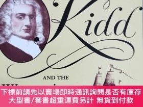 二手書博民逛書店英文原版:Captain罕見Kidd and the War against the PiratesY3678