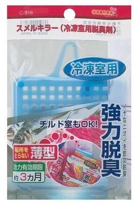 杰妞 日本 SANADA 薄型 冰箱 消臭劑 (冰箱冷凍室) 除臭 脫臭