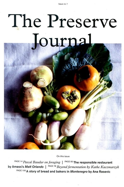 The Preserve Journal  冬季號/2018-2019 第1期