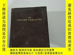 二手書博民逛書店THE罕見GOLDEN TREASURY(英文版:英詩集錦)Y384707