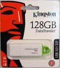 全新 金士頓 KINGSTON DataTravelerIG4 128G綠白 ( DTIG4/128GB )