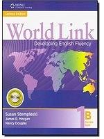 二手書《World Link, 2/e Level 1 : Combo Split 1B Student Book with Student CDROM》 R2Y ISBN:142406676X