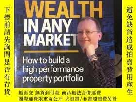 二手書博民逛書店creating罕見property wealth in Any