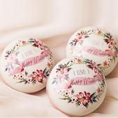 喜糖盒子2018新款歐式馬口鐵盒結婚包裝婚禮盒火烈鳥創意抖音糖盒【新店開業八五折】