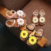2018新款女童涼鞋潮公主鞋中大兒童小女孩拖鞋韓版夏寶寶學生涼鞋