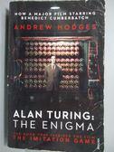 【書寶二手書T6/原文小說_MQK】The Enigma(The Imitation Game)_Andrew Hodg
