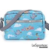 【南紡購物中心】LeSportsac - Standard 側背隨身包 (奇妙的一天) 2434P F914