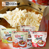 韓國 DOORI DOORI 泡飯麵 拉麵拌飯 飯麵 即食泡飯麵 泡麵+泡飯 韓式 即食