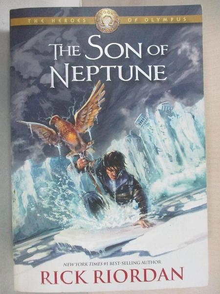 【書寶二手書T6/原文小說_GV7】The Son of Neptune_Rick Riordan