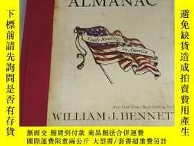 二手書博民逛書店The罕見American Patriots Almanac(毛