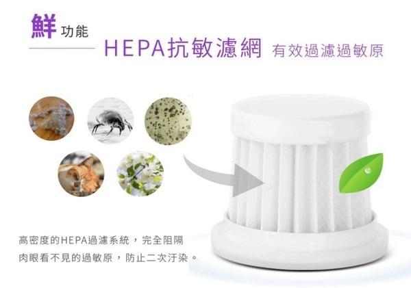 小紫UV紫外線除蟎吸塵器 HEPA濾心 - 6顆組
