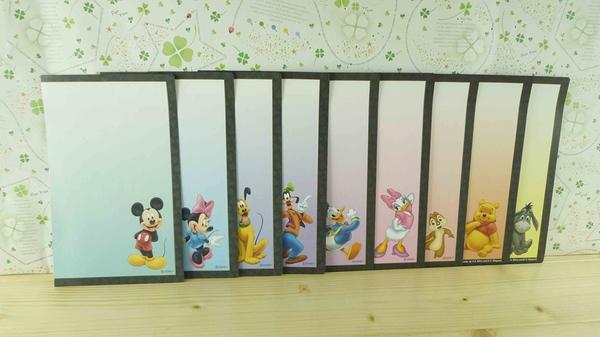 【震撼精品百貨】Micky Mouse_米奇/米妮 ~便條-迪士尼人物圖案