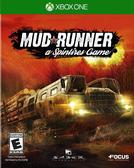 X1 Spintires: MudRunner(美版代購)
