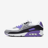 Nike Air Max 90 [CD0881-104] 男鞋 運動 慢跑 休閒 籃球 經典 氣墊 穿搭 潮流 白紫