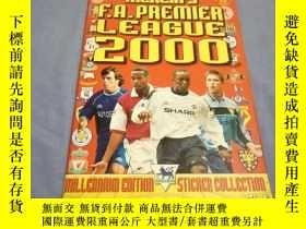 二手書博民逛書店Premier罕見League 2000 - Merlin -