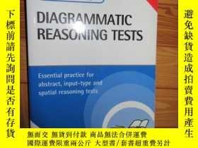 二手書博民逛書店How罕見to Pass Diagrammatic Reasoning Tests (小16開) 詳見圖Y25