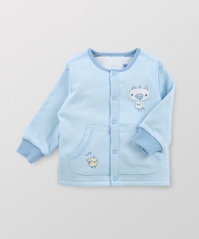 Hallmark Babies 男嬰兒秋冬純棉雙面長袖外套 HD3-E01-05-BB-MB