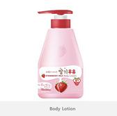 岡山戀香水~韓國 KWAILNARA 草莓牛奶身體乳560g~優惠價:330元