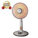尚朋堂 SH-8090C  40cm 碳素定時電暖器